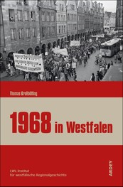 "Buchcover ""1968 in Westfalen"""